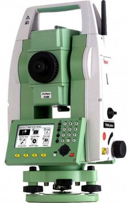 Тахеометр Leica TS06plus R500 (2; EGL)